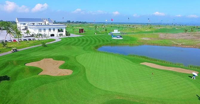 200 golf thủ hàng đầu Việt Nam quy tụ tại FLC Samson Golf Links