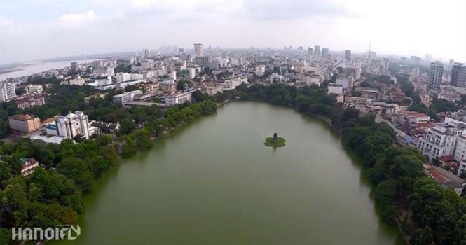Cẩn trọng khi đặt nhà ga ngầm ở hồ Hoàn Kiếm