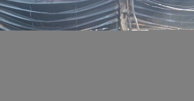 Đồng Nai: Cháy lớn tại chợ Hóa An, tiểu thương bán hải sản khóc ròng