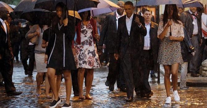 Ngày đầu ở Cuba, Obama đến những nơi Tổng thống Mỹ chưa từng đặt chân đến