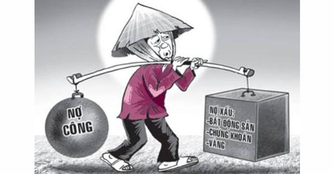 """Từ 2022-2025: thời điểm """"oằn lưng"""" trả nợ của Việt Nam"""