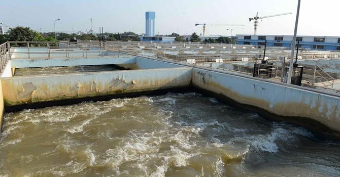 Mặn tấn công nguồn nước sinh hoạt Sài Gòn