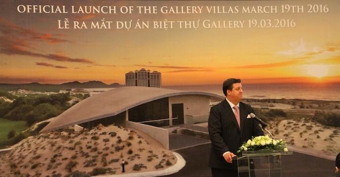 Chủ đầu tư dự án Hồ Tràm Strip đã giải ngân được 1 tỷ USD