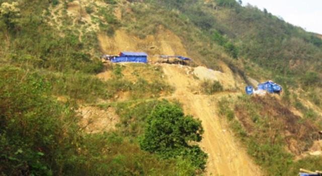 Rắc rối pháp lý xung quanh một mỏ vàng