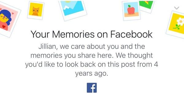 """Dựa vào đâu để Facebook gợi nhớ bạn về """"ngày này năm xưa""""?"""