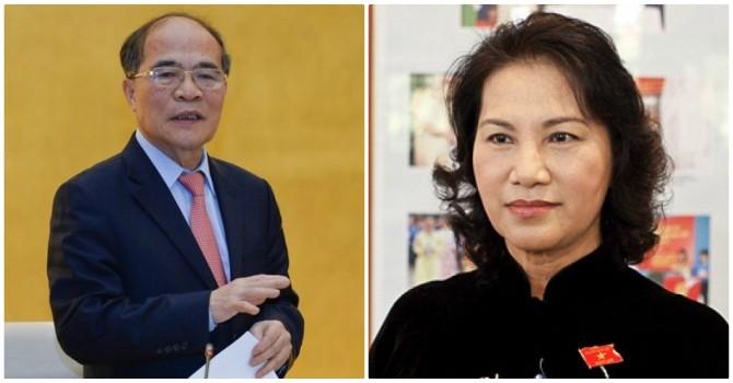 Việt Nam có thể sắp có nữ Chủ tịch Quốc hội đầu tiên