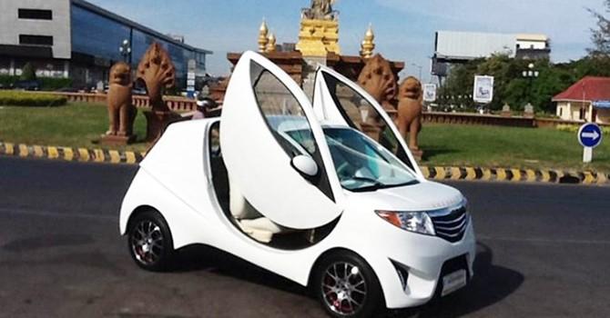 Ôtô điện Việt Nam không theo kịp Campuchia