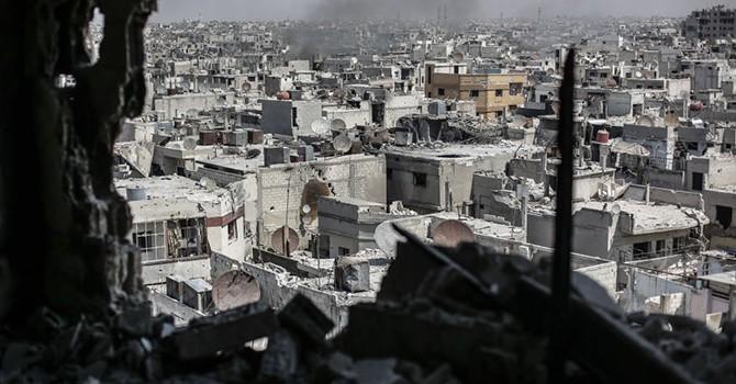 [Video] Nhóm khủng bố Dzhebhat en-Nusra dùng vũ khí hóa học tấn công Aleppo