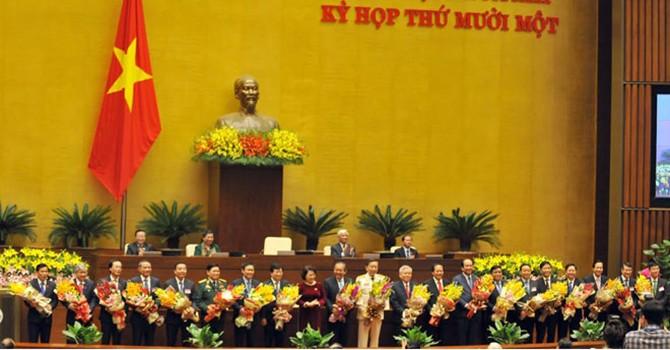 Những phát ngôn đầu tiên của các tân Bộ trưởng