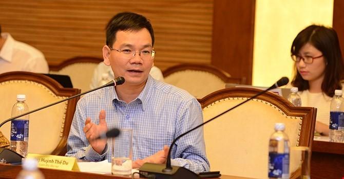 """Tiến sĩ Huỳnh Thế Du: """"10 năm qua không có kênh đầu tư nào sinh lời thực dương"""""""