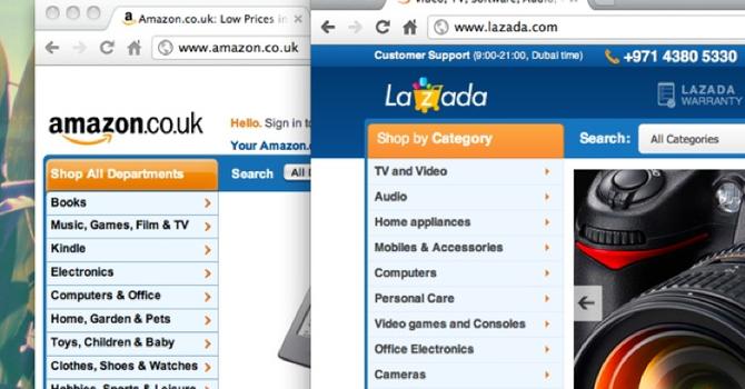 6 lý do khiến Alibaba đầu tư 1 tỷ USD vào Lazada