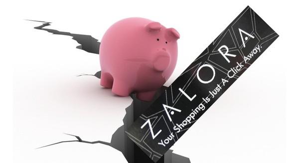 Zalora đã cạn sạch tiền?