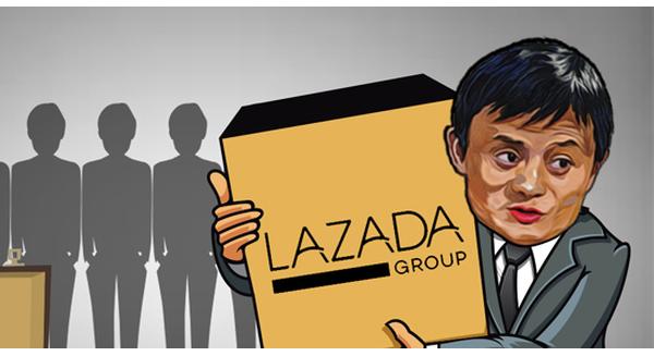Alibaba thâu tóm Lazada, bài học với các startup Đông Nam Á