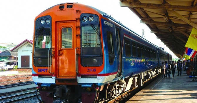 Thái Lan từ chối vay vốn Trung Quốc làm đường sắt