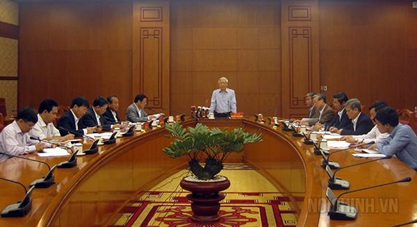 3 đại án ngân hàng và chỉ đạo của Tổng bí thư
