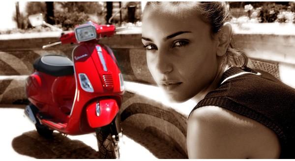 Công nghệ như nhau, vì đâu xe Piagio Vespa đắt gấp đôi Honda Lead?