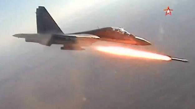 [Video] Chiêm ngưỡng trận đấu của các chiến đấu cơ trên bầu trời Kursk