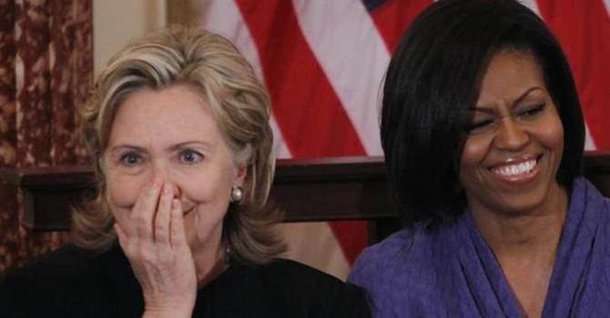 Michelle Obama: Tôi sẽ không tranh cử tổng thống như Hillary Clinton