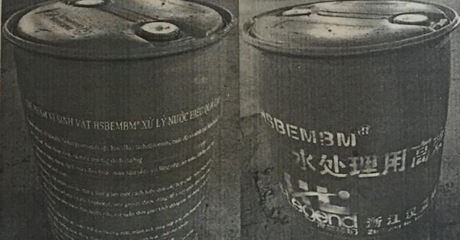 Vụ cá chết hàng loạt: Formosa đã nhập hàng trăm tấn hóa chất