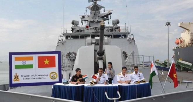 Để đối trọng với Trung Quốc, Ấn Độ cần Việt Nam