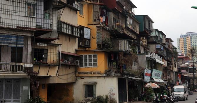 Hà Nội: Khẩn cấp đưa dân ra khỏi 4 khu tập thể quận Ba Đình