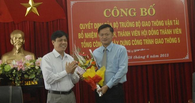 Chủ tịch Cienco 5 Bạch Ngọc Du ký quyết định bất chấp điều lệ công ty