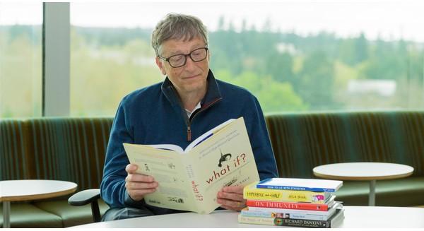 """Bill Gates: """"Nếu bạn đã đọc hết cuốn sách này, hãy gửi ngay CV cho tôi"""""""