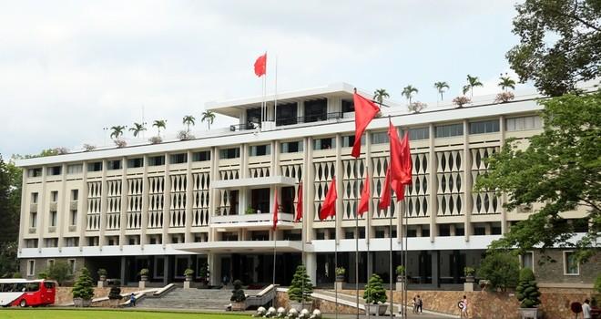 Lần đầu mở cửa phòng làm việc của ông Nguyễn Cao Kỳ