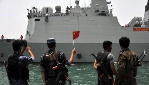 Trung Quốc ngạo mạn đua tranh với siêu cường