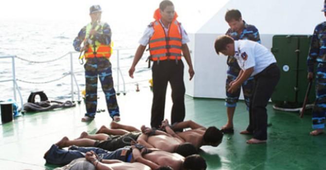 Cảnh báo tình hình cướp biển gia tăng