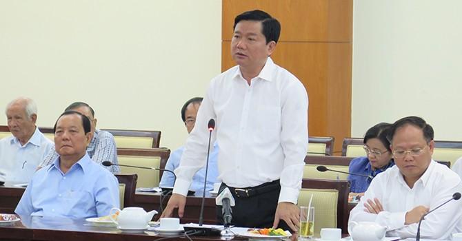 Bí thư Đinh La Thăng: Sau vụ Xin Chào, chấn chỉnh lại hệ thống công an