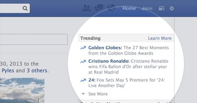 """Facebook đang """"dắt mũi"""" người dùng bằng """"tin nóng"""" trên Newsfeed"""