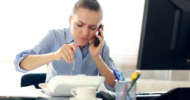 5 bí kíp khỏe mạnh cho dân văn phòng