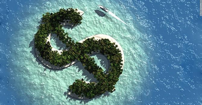 """32 ngàn tỷ USD núp ở những """"thiên đường trốn thuế"""""""