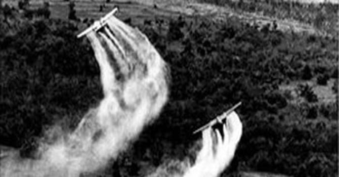 Mỹ lần đầu thừa nhận chất độc da cam gây độc cho lính Mỹ