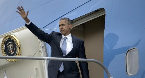 Ông Obama chi bao nhiêu khi công du nước ngoài?