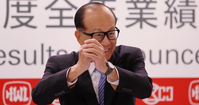Đế chế khổng lồ vươn vòi toàn cầu của tỷ phú giàu nhất Hồng Kông Lý Gia Thành