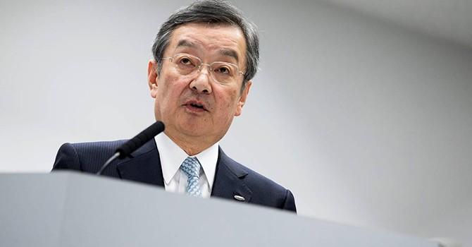 Sharp thay thế CEO người Nhật bằng người Trung Quốc