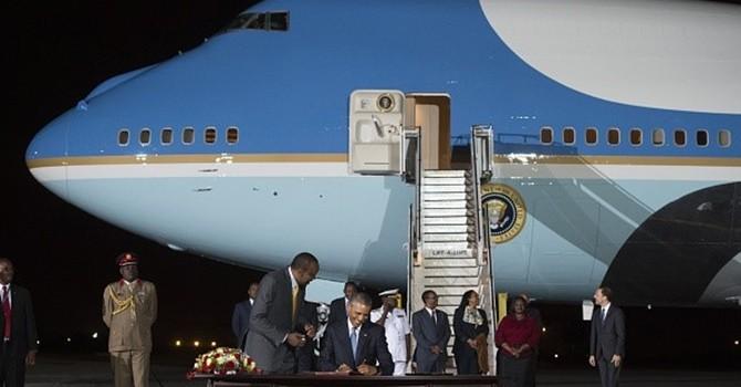 Những chuyến công du đắt đỏ của tổng thống Mỹ