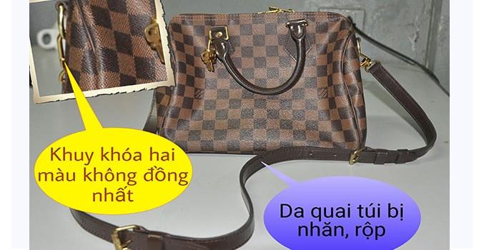 Louis Vuitton store Tràng Tiền Plaza có dấu hiệu bất thường khi xử lý khiếu nại