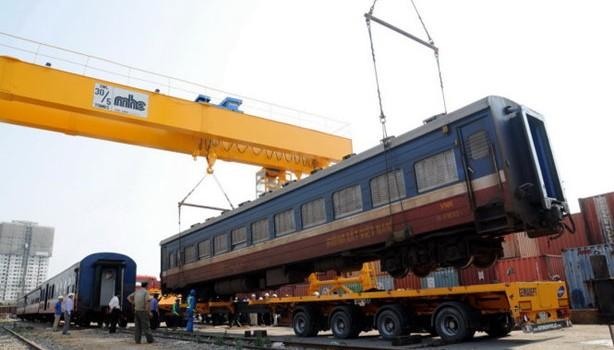 """Sau những """"lùm xùm"""": Nhà thầu Trung Quốc tiếp tục trúng gói thiết bị đường sắt Việt Nam"""