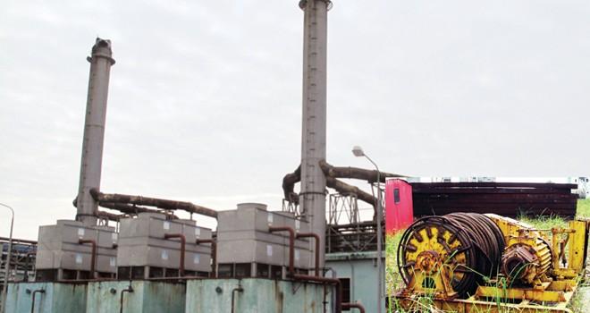 Hoang lạnh nhà máy cán thép tấm nóng