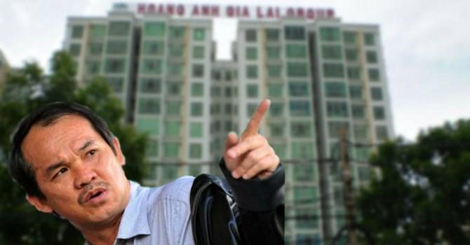 Xin ý kiến về việc tái cơ cấu nợ của Hoàng Anh Gia Lai