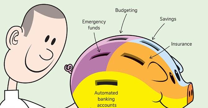 5 mẹo quản lý tiền cần phải biết