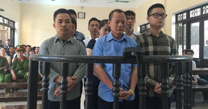 """Ông trùm Minh """"Sâm"""" chỉ bị tuyên phạt 24 tháng tù giam"""