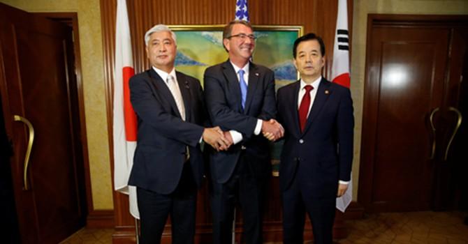 Mạng lưới đối phó Trung Quốc của Mỹ trên Biển Đông