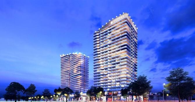 """Ra mắt căn hộ khách sạn """"siêu sang"""" đầu tiên tại Quy Nhơn"""