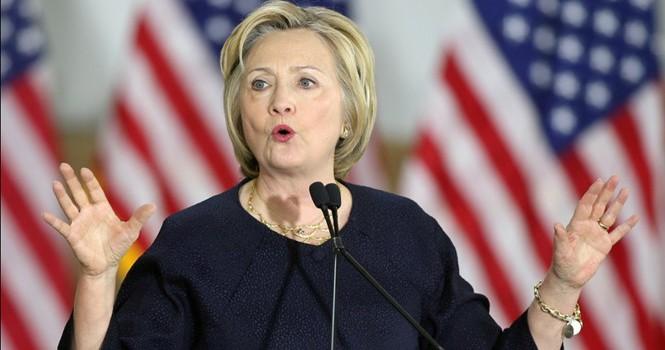 Bà Clinton thắng vòng bầu cử sơ bộ cuối cùng ở Washington
