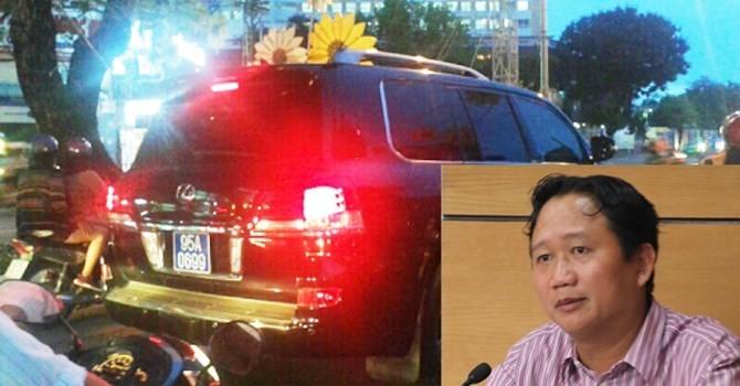 Phó chủ tịch tỉnh đi xe Lexus biển xanh xin không tái cử