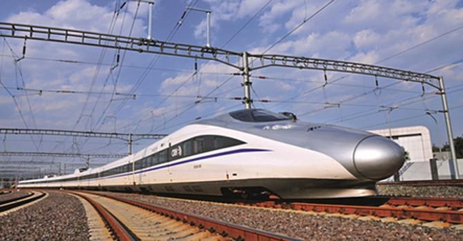 Hợp đồng tàu cao tốc Trung – Mỹ... trật đường ray